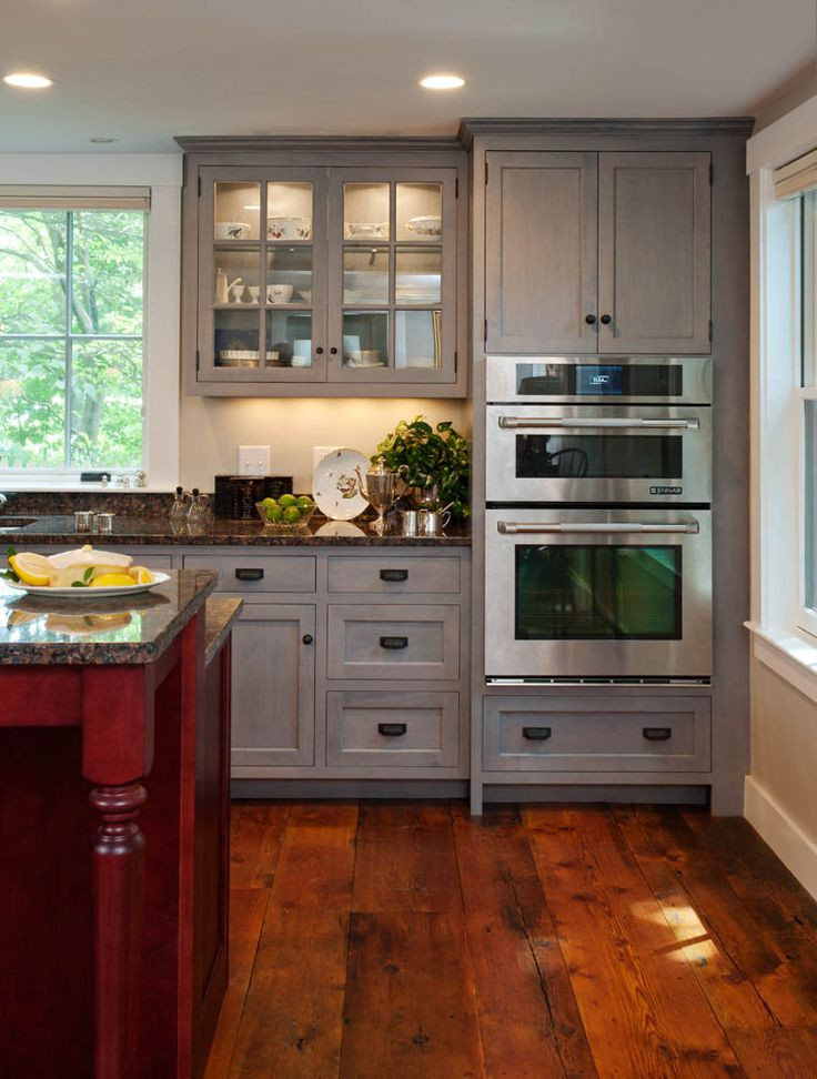 Best ideas about Stained Kitchen Cabinets . Save or Pin Best 25 Gray stained cabinets ideas on Pinterest Now.