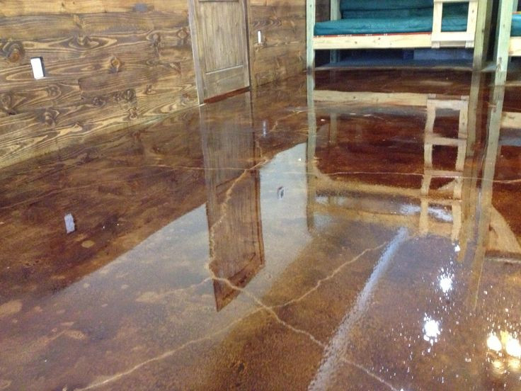 Best ideas about Staining Concrete Floor DIY . Save or Pin Best 25 Stained cement floors ideas on Pinterest Now.