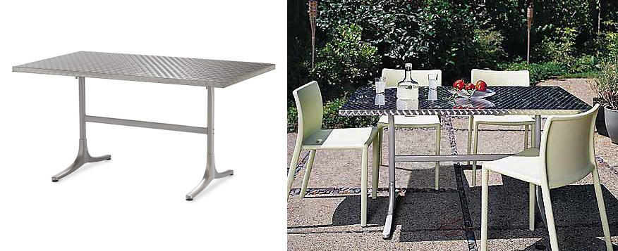 Best ideas about Stainless Steel Dining Table . Save or Pin 20 Sleek Stainless Steel Dining Tables Now.