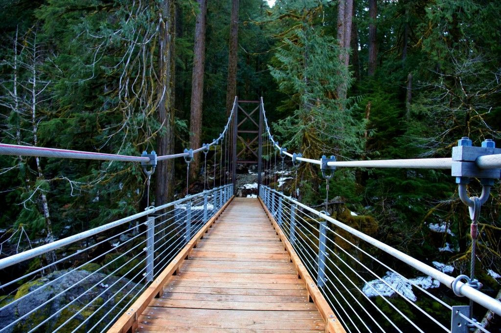 Best ideas about Staircase Olympic National Park . Save or Pin Staircase Loop Bridge Olympic national park hikes easy Now.