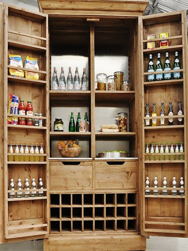 Best ideas about Stand Alone Kitchen Pantry . Save or Pin Best 25 Stand alone pantry ideas on Pinterest Now.