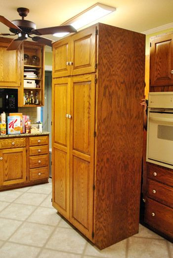 Best ideas about Stand Alone Kitchen Pantry . Save or Pin Best 20 Stand alone pantry ideas on Pinterest Now.