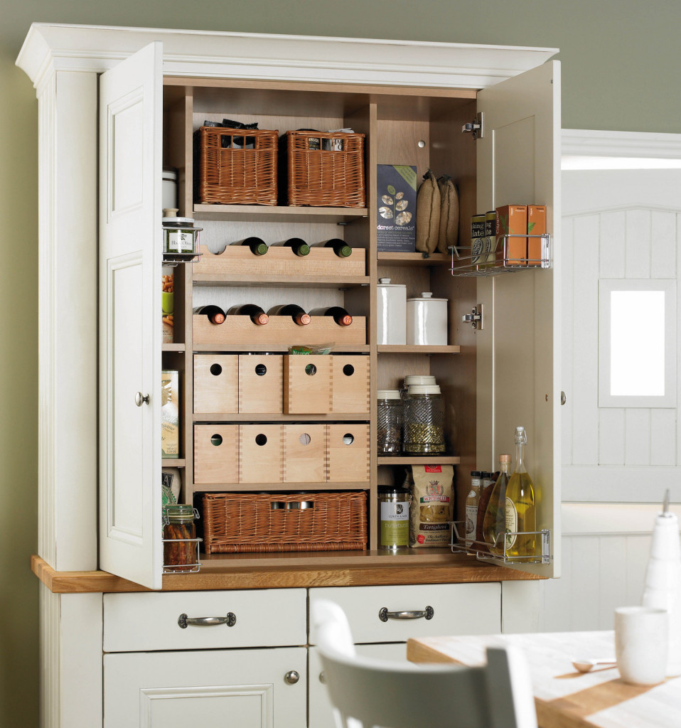 Best ideas about Stand Alone Kitchen Pantry . Save or Pin Kitchen Pantry Cabinet Installation Guide TheyDesign Now.