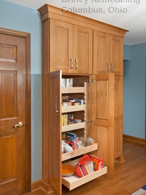 Best ideas about Stand Alone Kitchen Pantry . Save or Pin Stand alone Pantry Now.