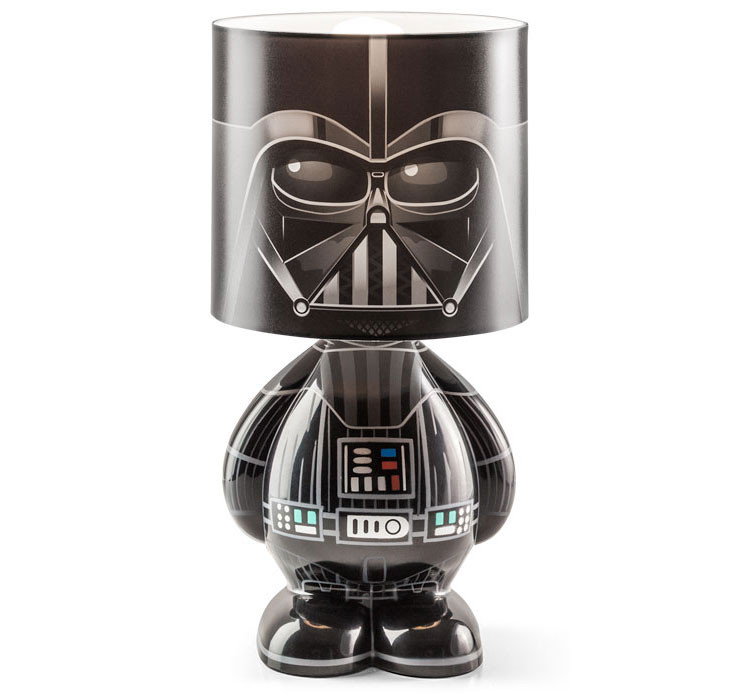 Best ideas about Star Wars Desk Lamp . Save or Pin Star Wars Darth Vader Desk Lamp Now.