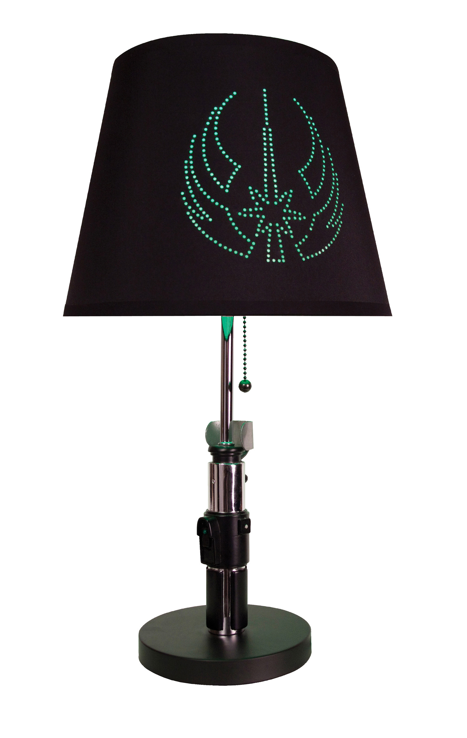 Best ideas about Star Wars Desk Lamp . Save or Pin Star Wars Lightsaber Table Lamps Bring the Force to Every Room Now.