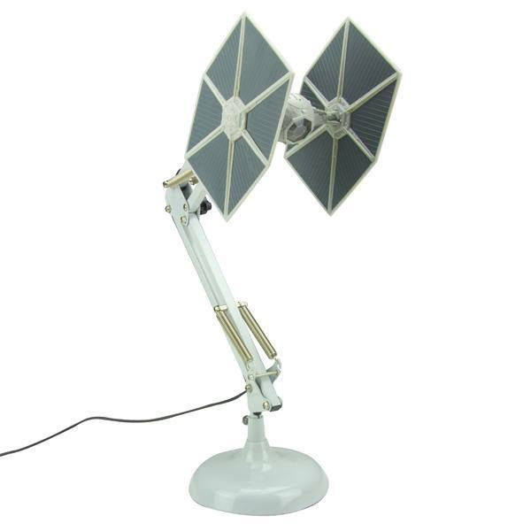 Best ideas about Star Wars Desk Lamp . Save or Pin Star Wars TIE Fighter Posable Desk Lamp Now.