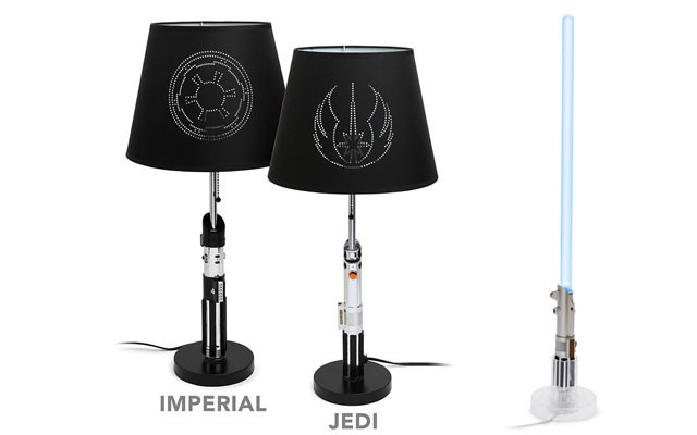 Best ideas about Star Wars Desk Lamp . Save or Pin star wars lightsaber desk lamps – Trend Squad Now.