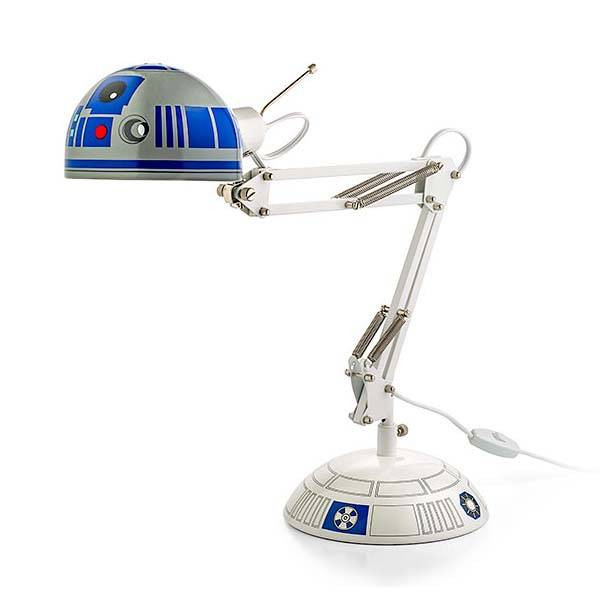 Best ideas about Star Wars Desk Lamp . Save or Pin Star Wars R2 D2 Architectural Desk Lamp Now.