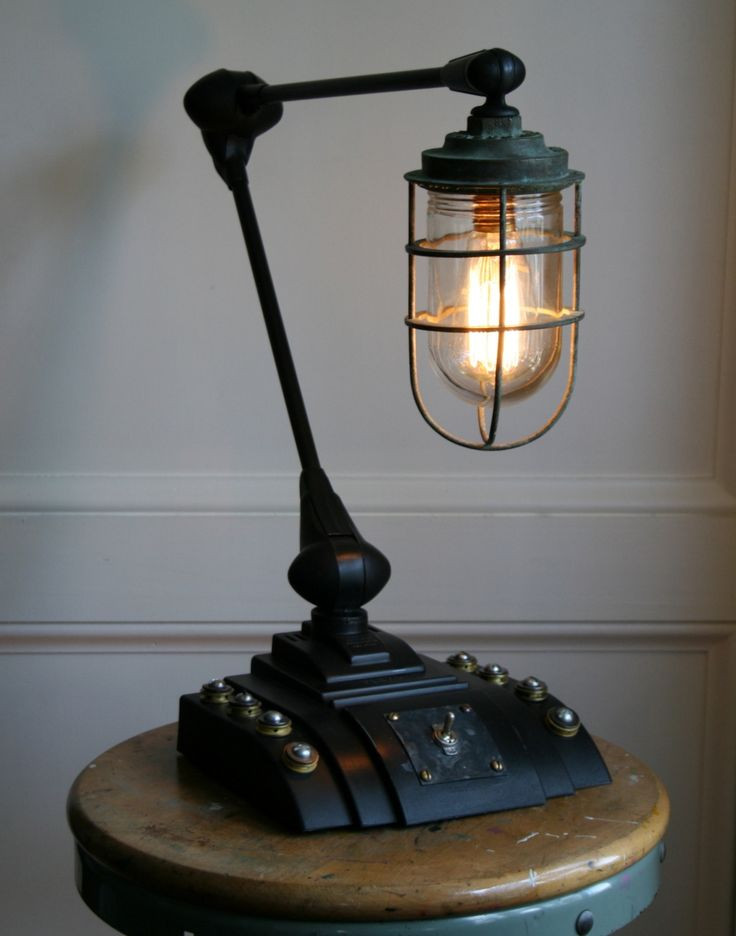 Best ideas about Steampunk Desk Lamp . Save or Pin Steampunk desk lamp Re live an old classic feeling Now.