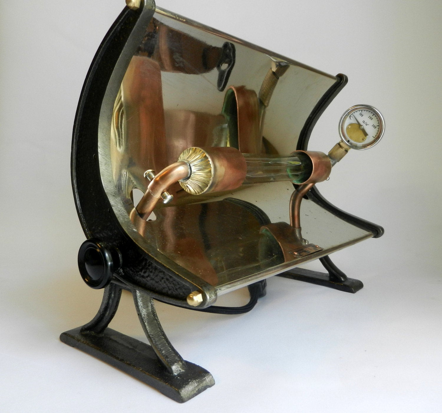 Best ideas about Steampunk Desk Lamp . Save or Pin Steampunk Desk Lamp hand crafted from early 1900 s Now.