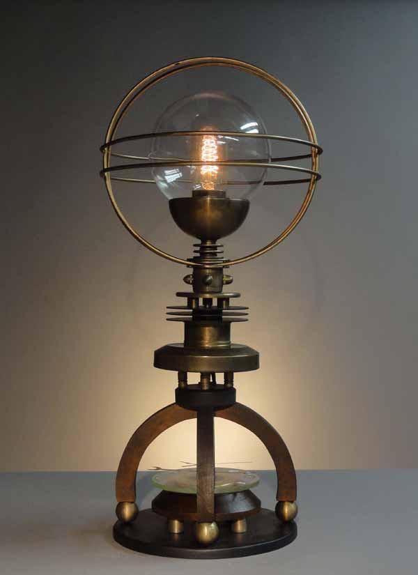 Best ideas about Steampunk Desk Lamp . Save or Pin Steampunk Licht und Technik on Pinterest Now.