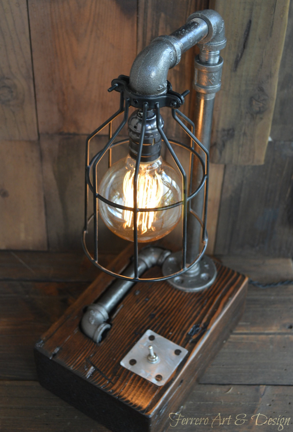 Best ideas about Steampunk Desk Lamp . Save or Pin Steampunk Desk Lamp Steampunk Decor Desk Lamp by Now.