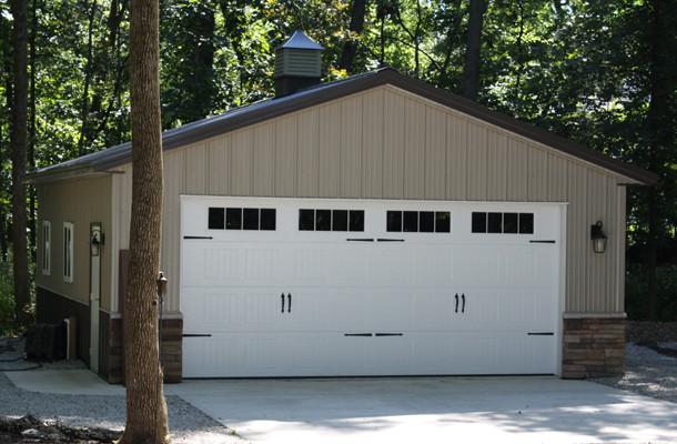 Best ideas about Storage Garage Cedar Rapids . Save or Pin Garage Lester Buildings Garage Storage Workshop in MA RI Now.