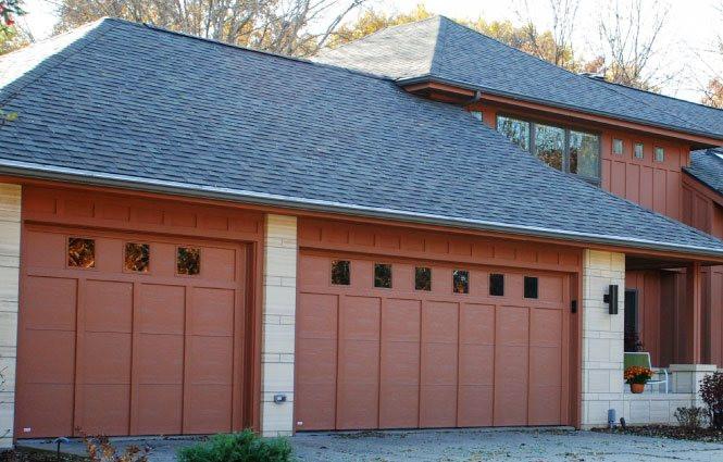 Best ideas about Storage Garage Cedar Rapids . Save or Pin Custom Designs Design Center & Overhead Door of Cedar Now.