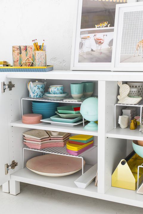 Best ideas about Storage Ideas For Small Kitchens . Save or Pin 20 Kitchen Organization Ideas Kitchen Organizing Tips Now.