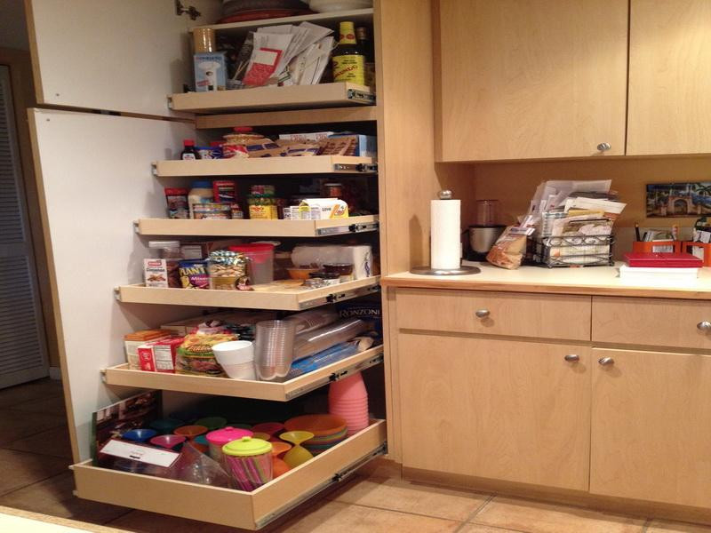 Best ideas about Storage Ideas For Small Kitchens . Save or Pin 31 Amazing Storage Ideas For Small Kitchens Now.