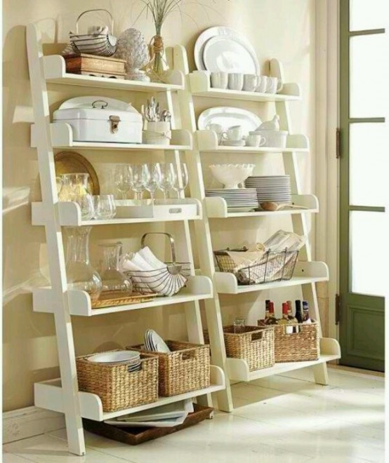Best ideas about Storage Ideas For Small Kitchens . Save or Pin 56 Useful Kitchen Storage Ideas DigsDigs Now.
