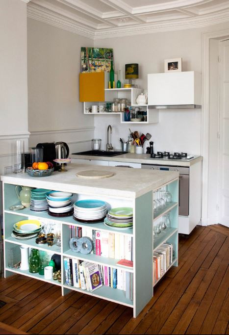 Best ideas about Storage Ideas For Small Kitchens . Save or Pin Kitchen Storage Ideas for Small Spaces Kitchen Now.