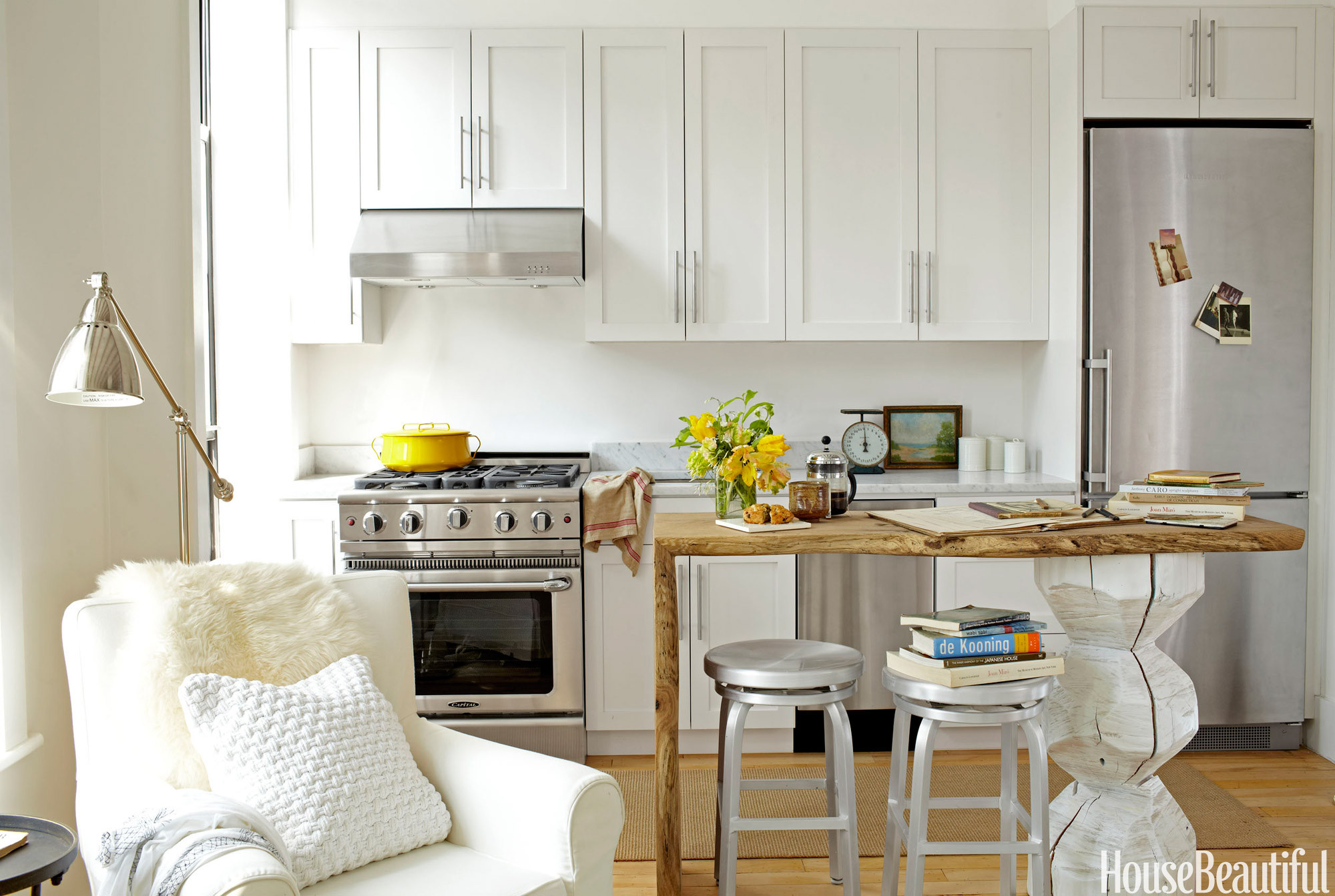 Best ideas about Studio Apartment Kitchen Ideas . Save or Pin 17 Best Small Kitchen Design Ideas Decorating Solutions Now.