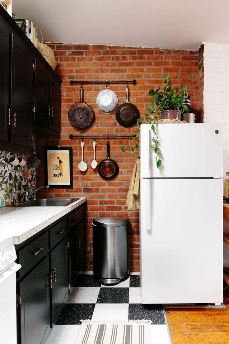 Best ideas about Studio Apartment Kitchen Ideas . Save or Pin 12 Ideas about Small Apartment Kitchen Design TheyDesign Now.