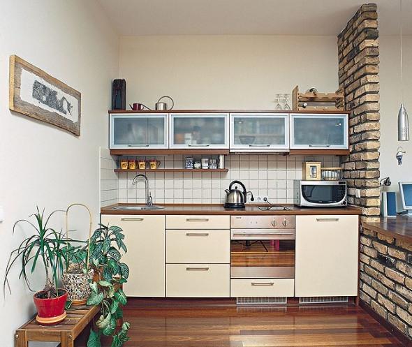 Best ideas about Studio Apartment Kitchen Ideas . Save or Pin 28 Small Kitchen Design Ideas Now.