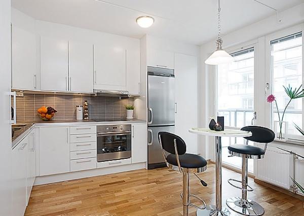 Best ideas about Studio Apartment Kitchen Ideas . Save or Pin Bright studio apartment kitchen Decoist Now.