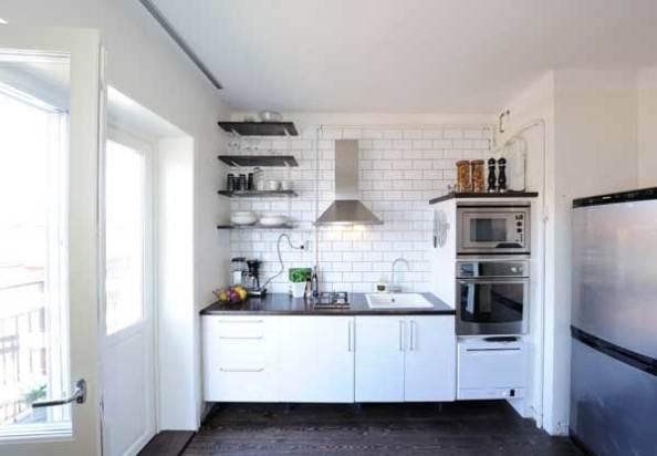 Best ideas about Studio Apartment Kitchen Ideas . Save or Pin Studio Apartment Kitchen Designs Now.