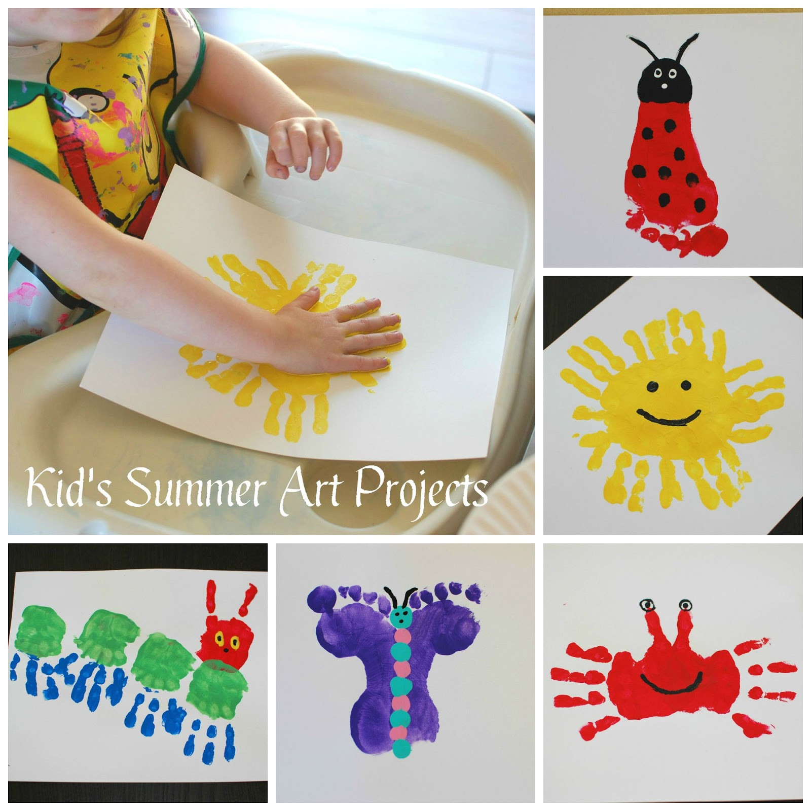 Best ideas about Summer Art Project For Kids . Save or Pin Pinkie for Pink Kid s Summer Art Projects Now.