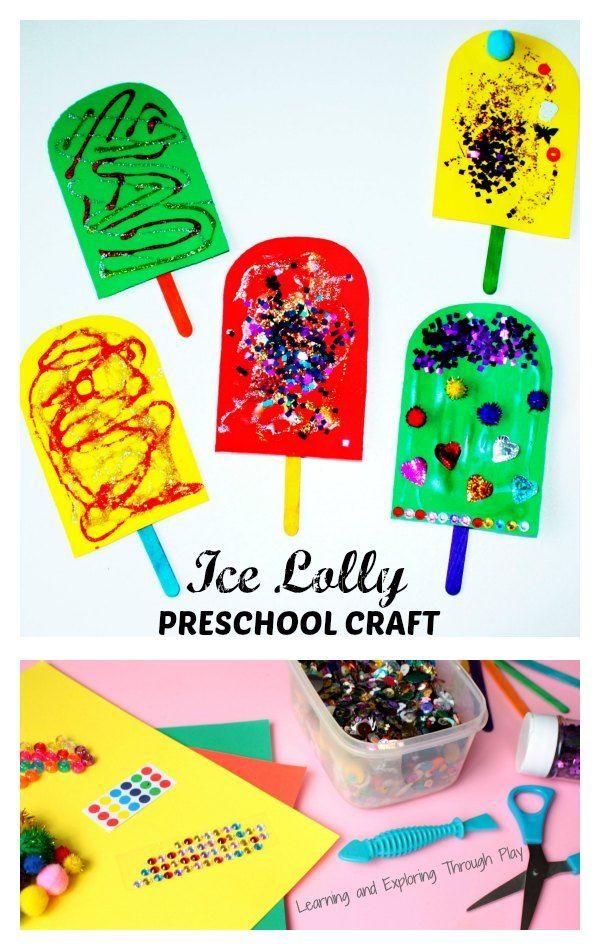 Best ideas about Summer Craft Ideas For Preschoolers . Save or Pin Best 20 Preschool summer theme ideas on Pinterest Now.