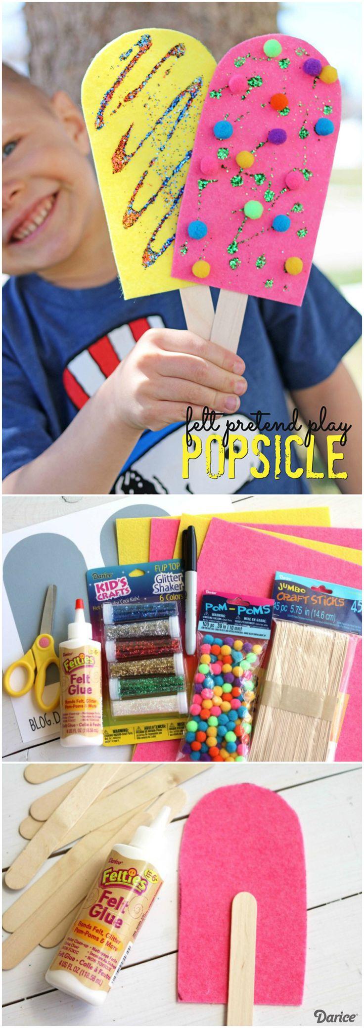 Best ideas about Summer Craft Ideas For Preschoolers . Save or Pin 25 best ideas about Kindergarten crafts summer on Now.