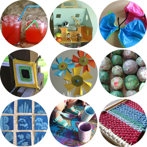 Best ideas about Summertime Craft Ideas For Kids . Save or Pin Summer Crafts for Kids – the long thread Now.