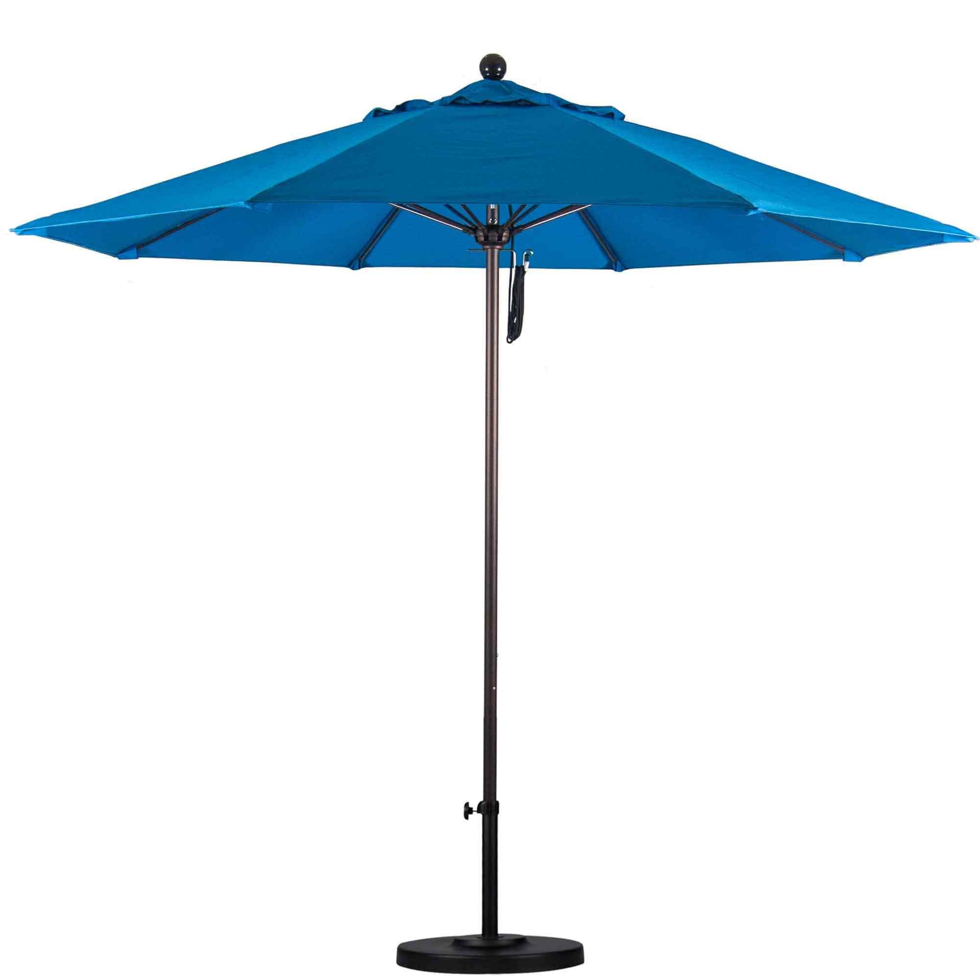 Best ideas about Sunbrella Patio Umbrellas . Save or Pin 11 Ft Sunbrella Pulley Patio Umbrella with Bronze Pole Now.