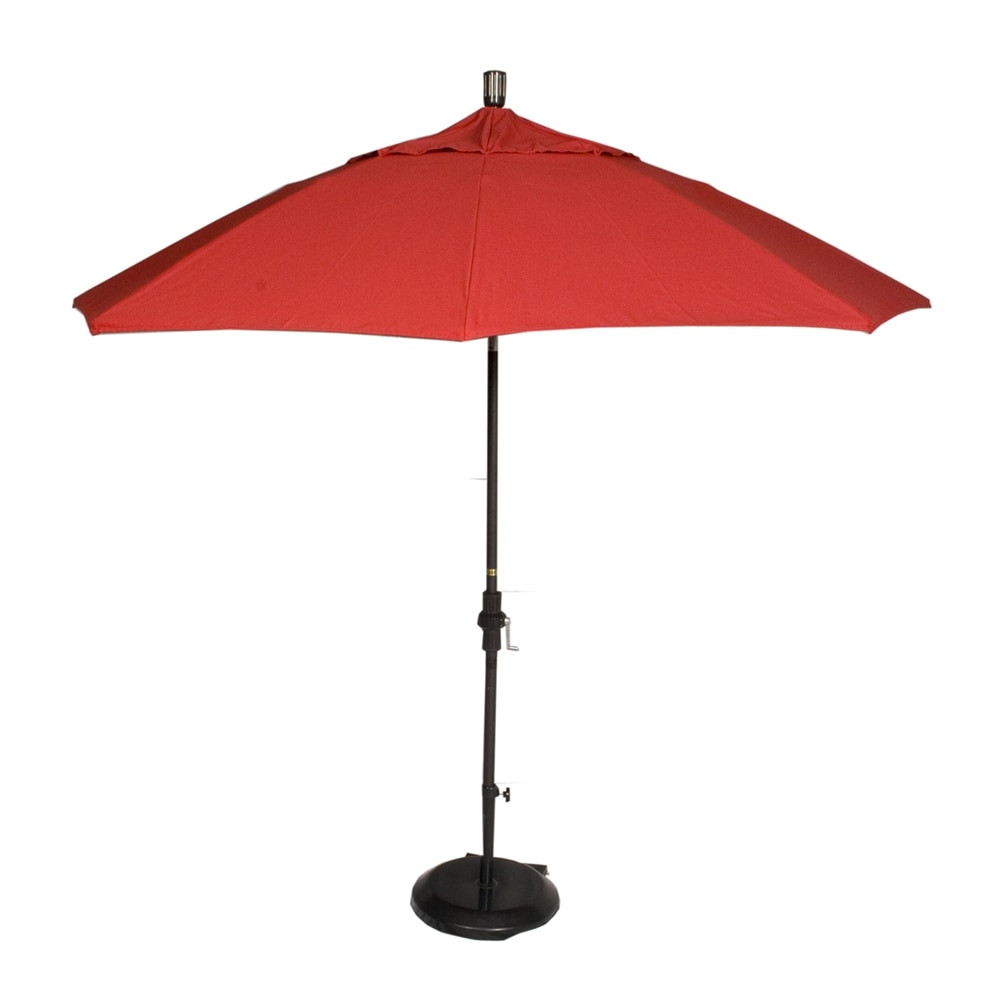 Best ideas about Sunbrella Patio Umbrellas . Save or Pin Phat Tommy Outdoor Oasis 9 ft Aluminum Market Umbrella Now.