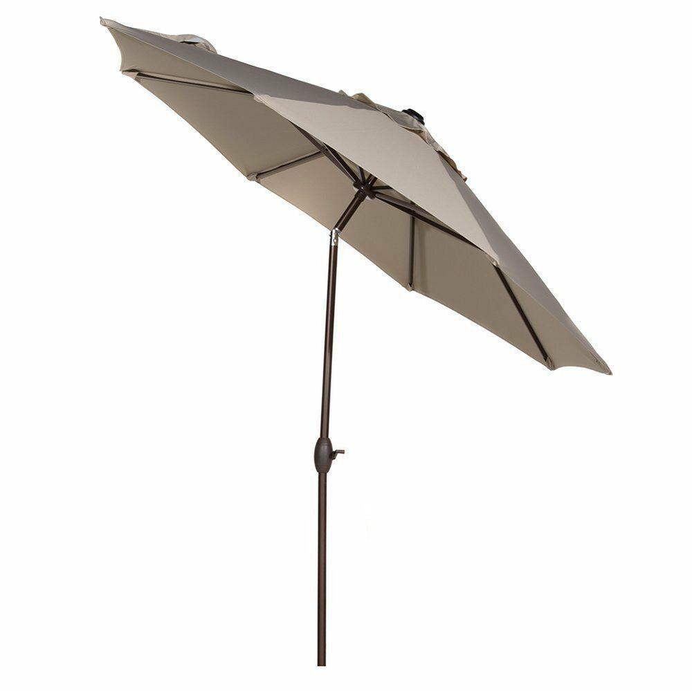 Best ideas about Sunbrella Patio Umbrellas . Save or Pin 9' Outdoor Patio Umbrella Sunbrella Fabric with Auto Tilt Now.