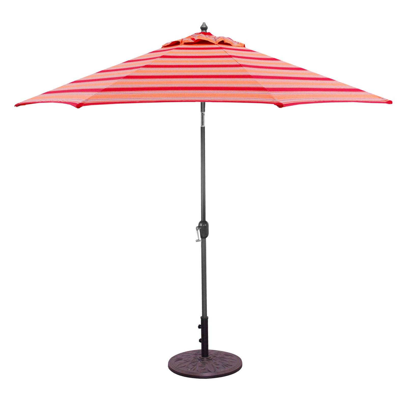 Best ideas about Sunbrella Patio Umbrellas . Save or Pin Galtech 9 ft Sunbrella Aluminum Patio Umbrella Walmart Now.