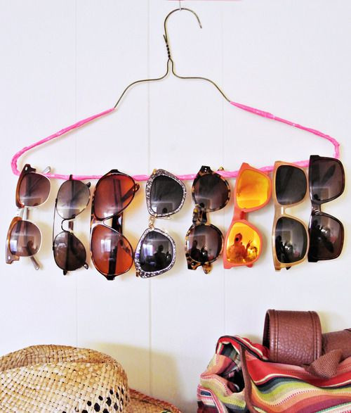 Best ideas about Sunglass Organizer DIY . Save or Pin 17 Best images about Organize on Pinterest Now.