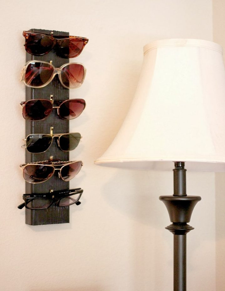 Best ideas about Sunglass Organizer DIY . Save or Pin 18 DIY Sunglasses Holders To Keep Your Sunnies Organized Now.