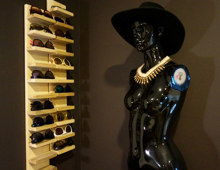Best ideas about Sunglass Organizer DIY . Save or Pin DIY Sunglasses organizer – superholly Now.