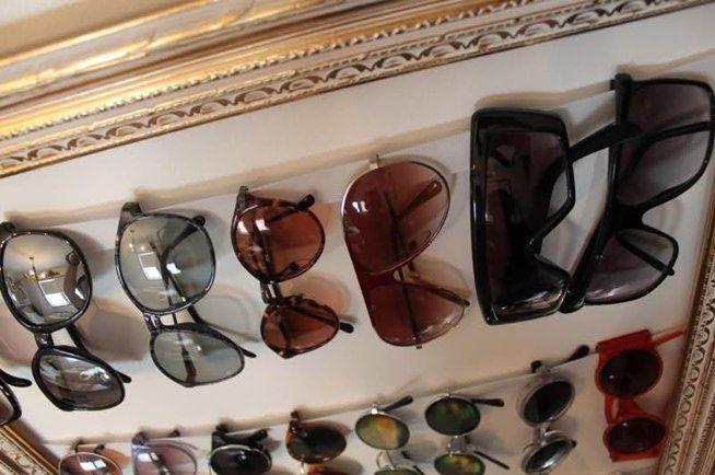Best ideas about Sunglass Organizer DIY . Save or Pin 19 best images about Sunglass Display Ideas on Pinterest Now.
