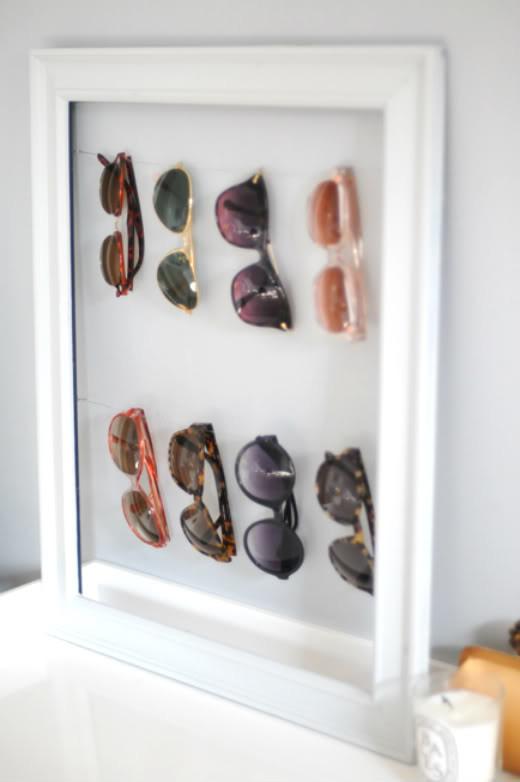 Best ideas about Sunglass Organizer DIY . Save or Pin Des DIY sympas et faciles Trendy Mood Now.