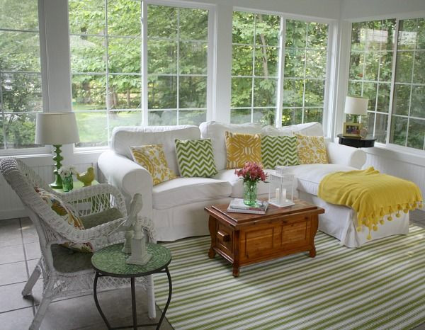 Best ideas about Sunroom Furniture Ideas Decorating Sunrooms . Save or Pin 25 best ideas about Sunroom Furniture on Pinterest Now.