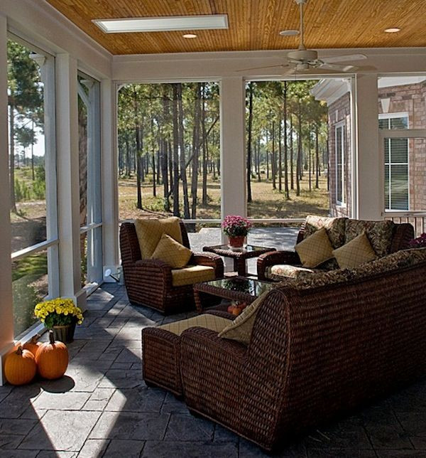 Best ideas about Sunroom Furniture Ideas Decorating Sunrooms . Save or Pin Best 25 Sunroom furniture ideas on Pinterest Now.