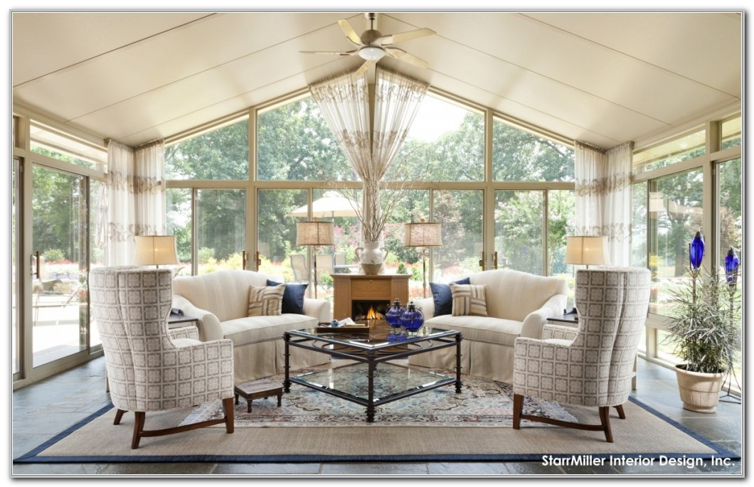 Best ideas about Sunroom Furniture Ideas Decorating Sunrooms . Save or Pin Sunroom Furniture Ideas Uk Sunrooms Home Decorating Now.