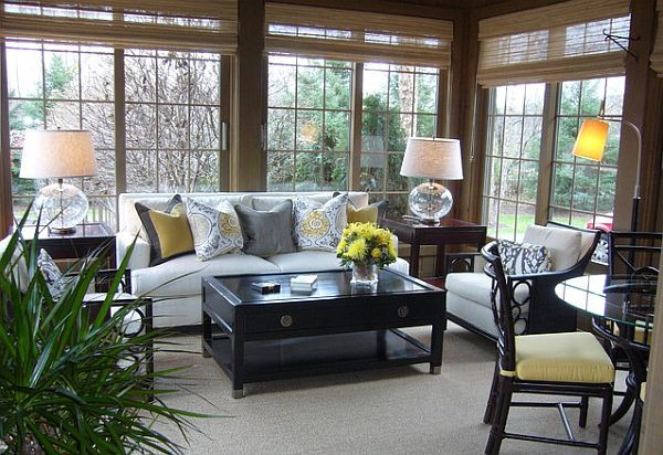 Best ideas about Sunroom Furniture Ideas Decorating Sunrooms . Save or Pin Choosing Sunroom Furniture to Match your Design Style Now.