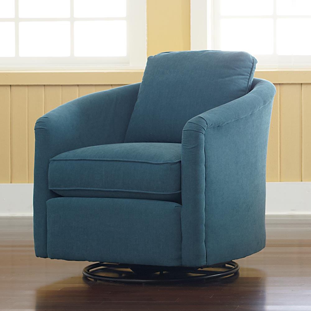 Best ideas about Swivel Glider Chair . Save or Pin Traditional Upholstered Tub Swivel Glider Chair Now.