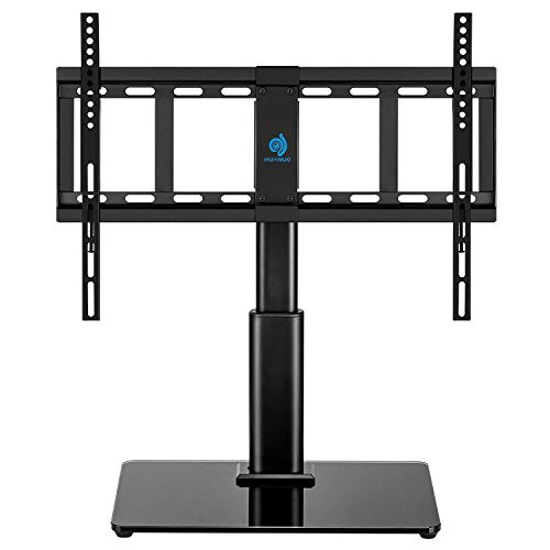 Best ideas about Table Top Swivel Tv Stand . Save or Pin Universal Table Top TV Stand for 32 to 60 inch TVs with 40 Now.