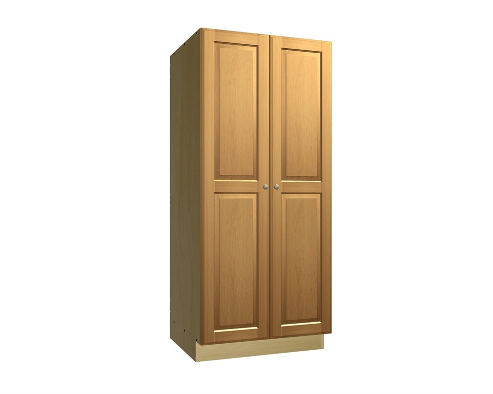 Best ideas about Tall Pantry Cabinet . Save or Pin 2 door tall pantry cabinet Now.