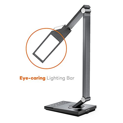 Best ideas about Taotronics Led Desk Lamp . Save or Pin Desk Lamp TaoTronics Stylish Metal LED Desk Lamps for Now.