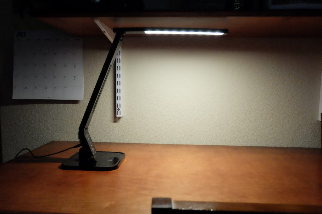 Best ideas about Taotronics Led Desk Lamp . Save or Pin TaoTronics Elune Dimmable LED Desk Lamp review – The Gad eer Now.